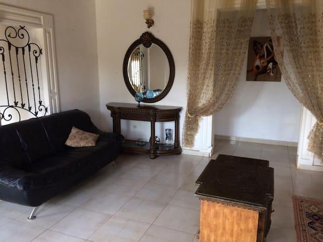 Chambres privées à Odza, proche Aéroport