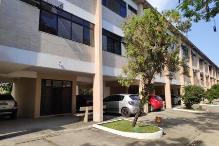 Apartamento Aconchegante e Bem Localizado na Barra