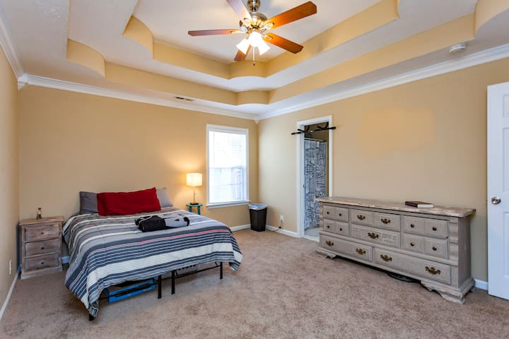 Master Suite in Nice Brick House