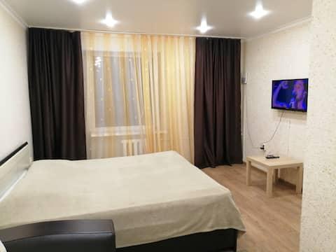 1-комнатная квартира в Бугульме на Рудакова, 5а