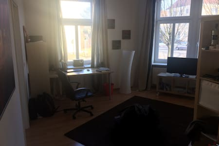 Gemütliche Studentenwohnung - Freiberg - Apartment - 1