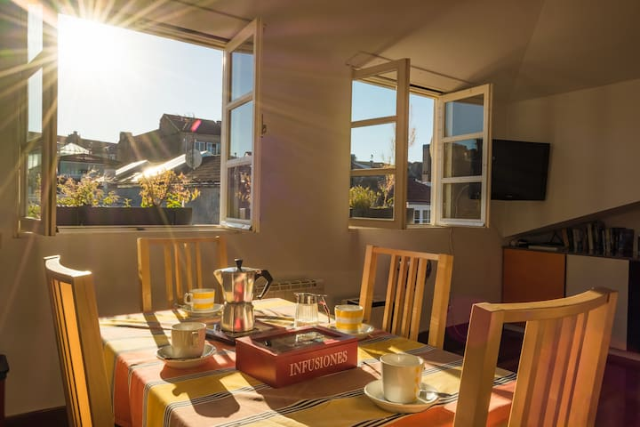 Comedor, Vistas / Dining area, Views