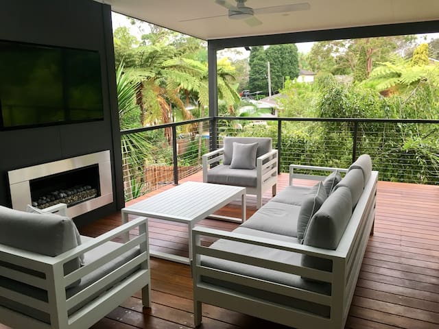 Relaxed family getaway in Belrose
