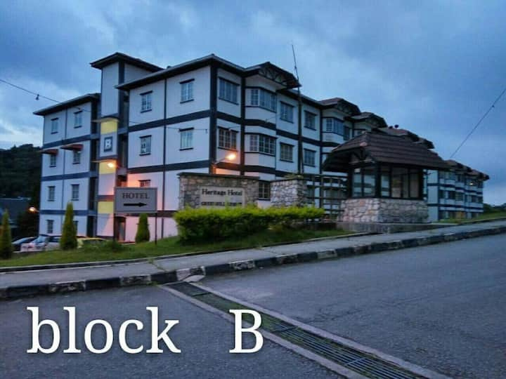 David's Hotel Apartment 3 @ Greenhill Resort