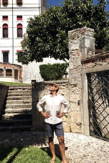 Visita a Castel Brando