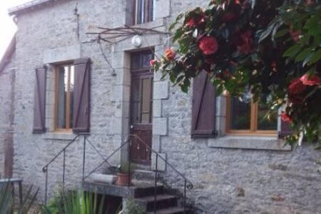 Les Forges, Brittany - Les Forges - Ház
