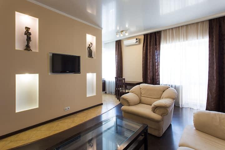 Classic apartment.