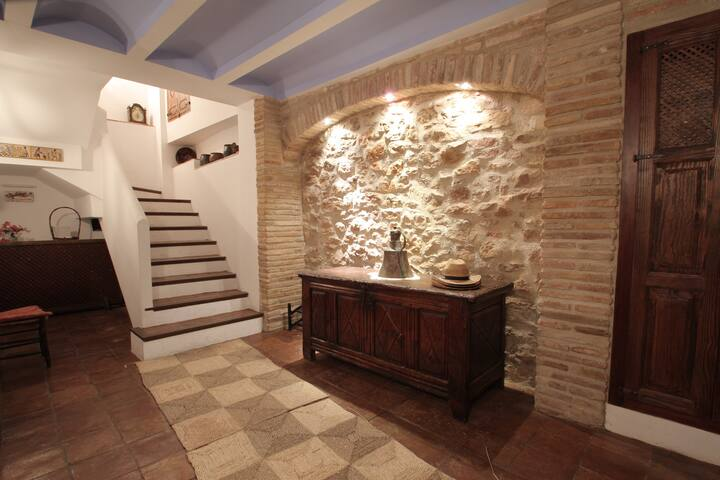 Villa Bellot - Alquézar - Casa particular