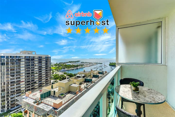 16073 Double Bay Studio Sleeps 4 in Coconut Grove