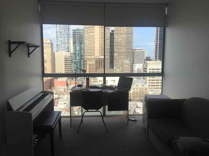 Quiet, Safe and Carefree apartment