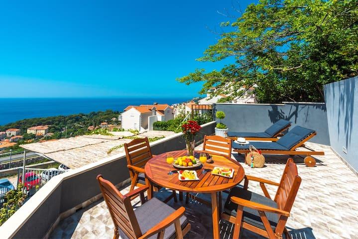 Clearview Apartment 1 - Dubrovnik - Wohnungen zur Miete in Dubrovnik ...
