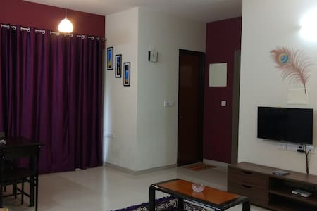 Lavasa City - 1BHK Service Apartment - Lavasa