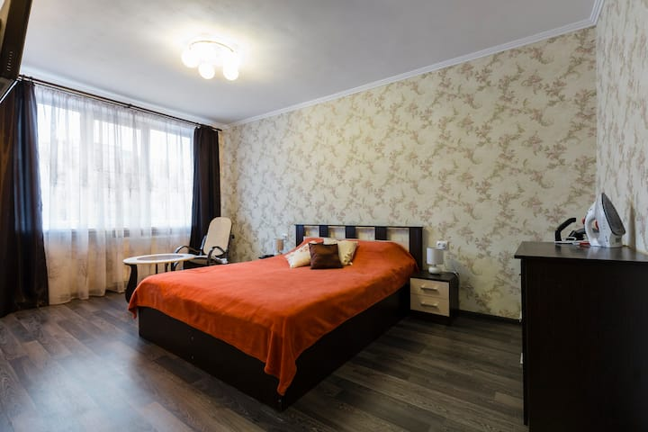 Comfortable apartment close to the metro