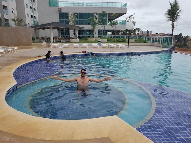 Salinas Park Resort na Praia do Atalaia