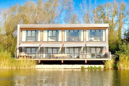 Island Lodge - Lakes By Yoo - Cotswolds