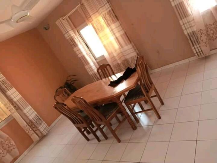 Logement chic au Faso