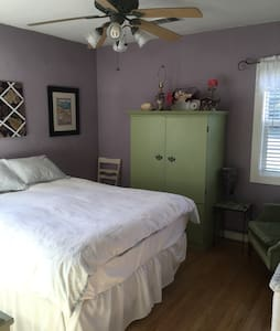Private Room Minutes from Downtown - West Sacramento - Huis