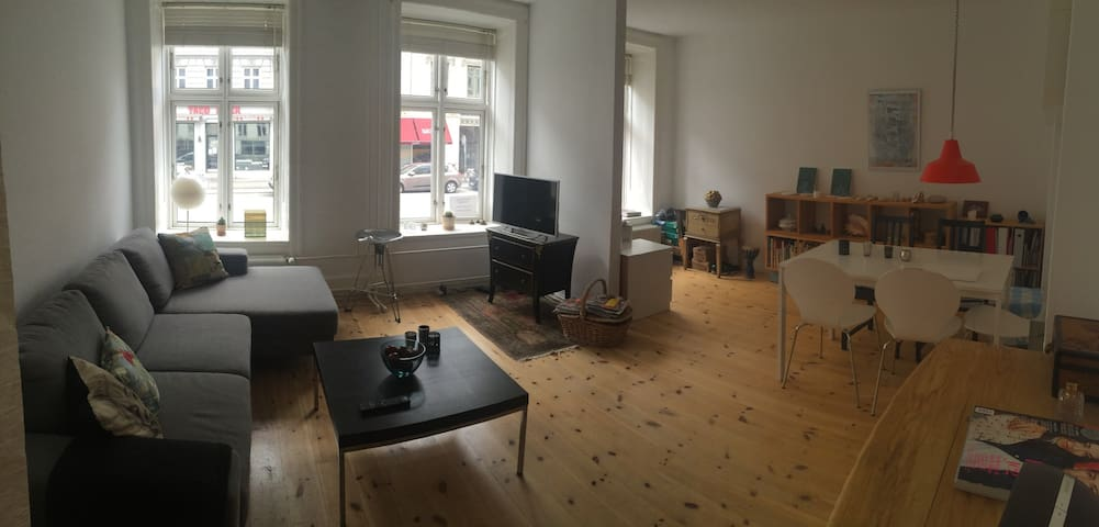 Best location in the center of CPH - Copenhague - Apartamento