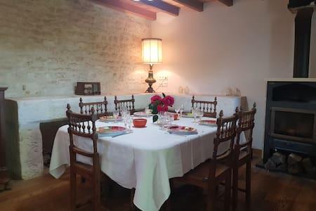 Charmante maison de campagne