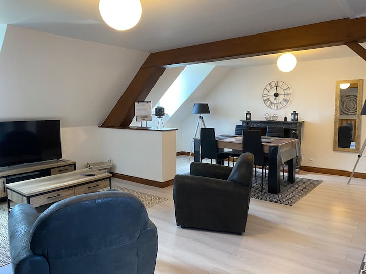 APPARTEMENT COSY CHERBOURG