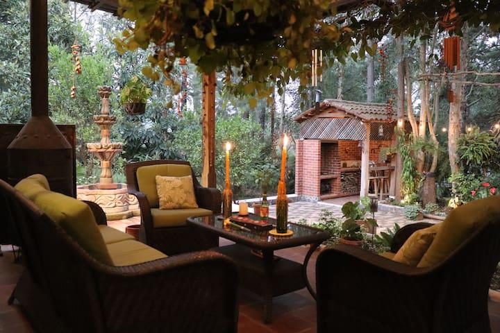Casa de Campo / Descansa, Conoce y Relájate.