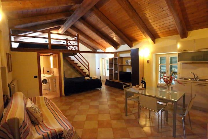 La Dolce Vite Apartment, La Morra town - La Morra - Loft