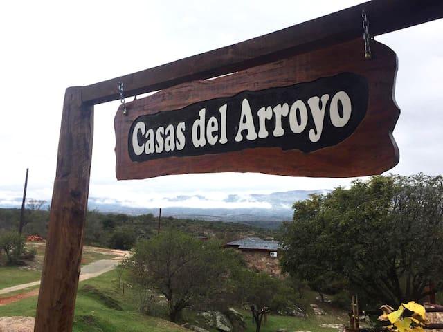 Cabañas Casas del Arroyo - 2
