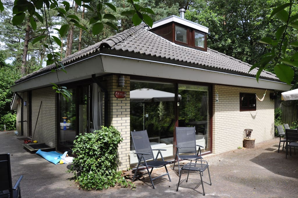6 10 p vak huis met speelkelder 6 volw en kk for Huis te huur in gelderland