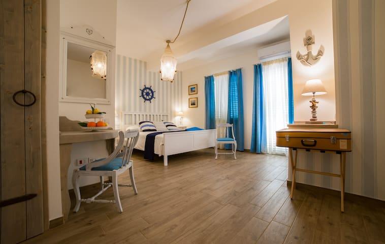 B&B Quattro Torri, a mare vicino Taormina-camera 4