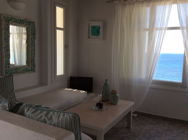 Mykonos Salty House 2 Bedrooms Seaview - Mikonos - House