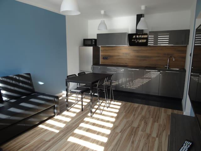 Blue Apartment Oświęcim