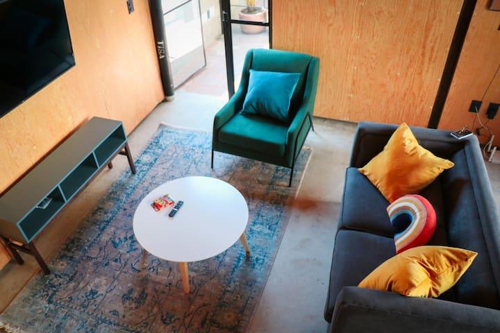 Habitación privada en Coliving en La Roma