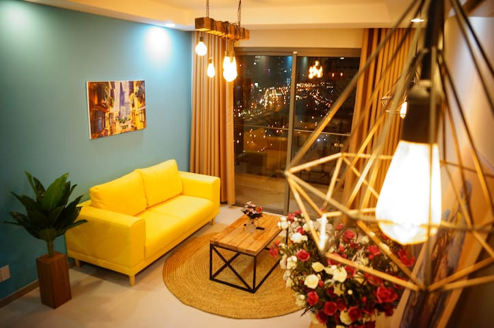 OpenDoor Homestay⭐2BR, CityView, Pool&Gym⚡️Netflix