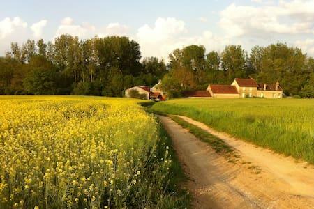 Family house in the Bourgogne