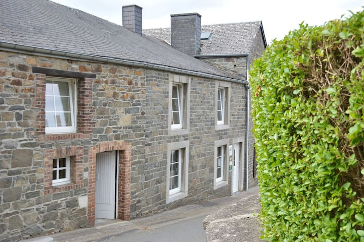 18th century village house, full of charm, very quiet, beautiful area