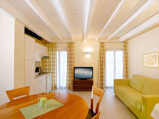 Gemütliche 2-Zi Wohnung im Herzen von Ascona