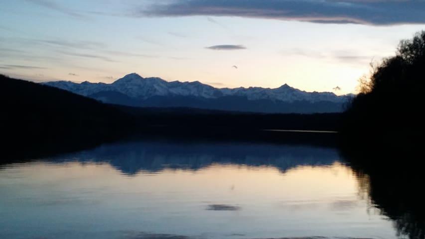Logement proche du Lac