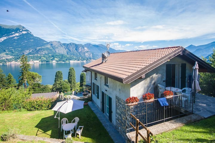 Cascina Luca - magnificent view   - Bellagio - Departamento
