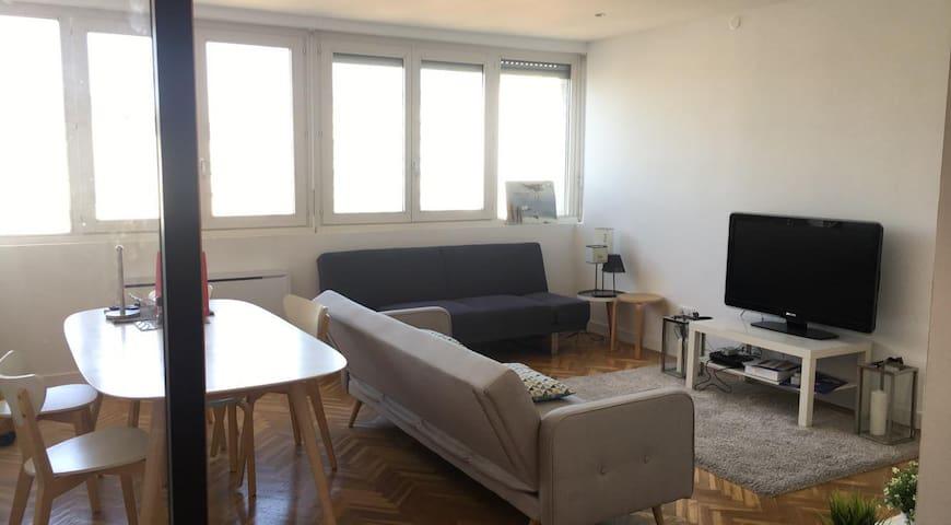 Appartement en plein coeur de tours
