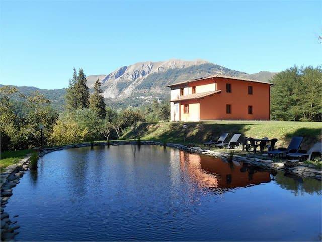 Villa Michaelis de Matrice Tuscany