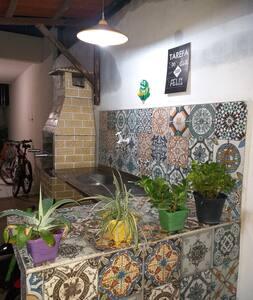 Casa nova c/ Piscina a 5 min. da Praia do Francês