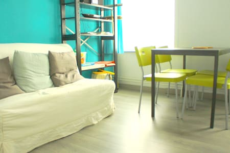 cosy apartmennot far from the sea - Ostend