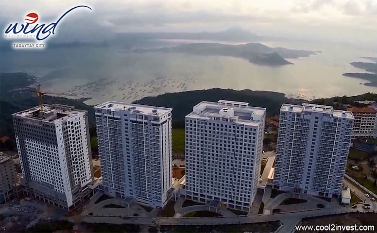 WIND RESIDENCE TOWER4 TAGAYTAY - PH - Apartament