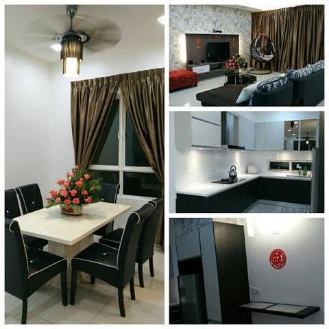 PENANG (SENSITIVE CONTENTS HIDDEN)ARK HOMESTAY - Bayan Lepas - Apartament