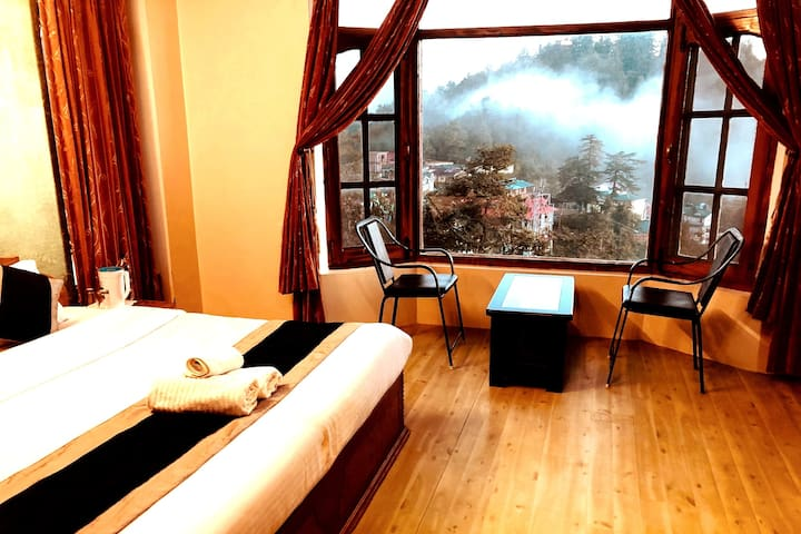 ★Free Breakfast★Star View 3-BHK in Cottage Shimla★