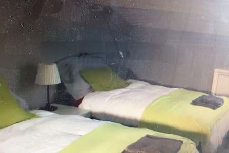Two double rooms - Blantyre - Apartamento