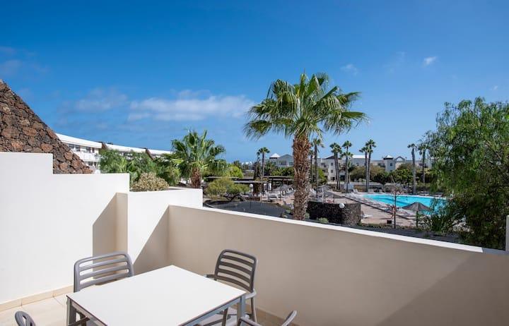 Apartamento a 100m de  Playa de Las Cucharas