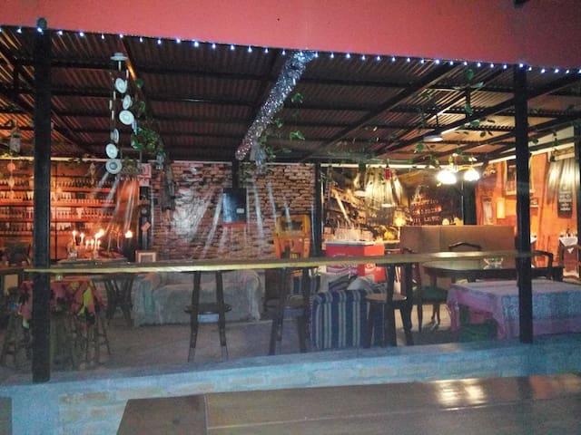 Guadualuna alojamiento campestre