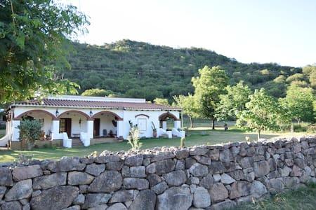 Casa de campo El Mato, Churqui Cañada