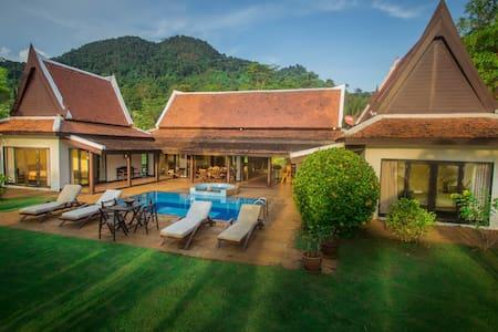 Issara Villa Krabi - Private pool - Seaview